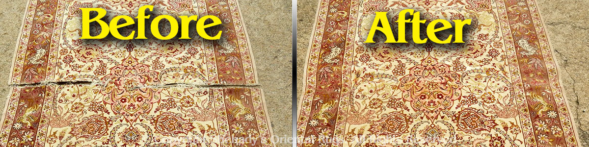 Oriental Rugs | Area Rug Cleaning